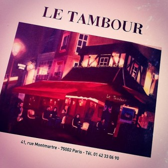 Le Tambour on eatlivetravelwrite.com