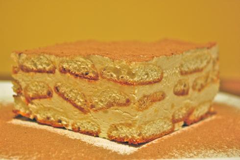 Daring Bakers Tiramisu on eatlivetravelwrite.com