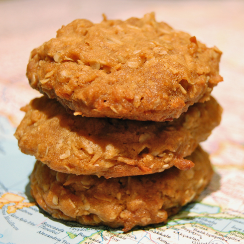 ANZAC biscuits | eat. live. travel. write.