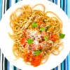 Jamie Oliver Spaghetti and meatballs post picture