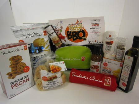 President's Choice BBQ products Summer 2010 on ealivetravelwrite.com