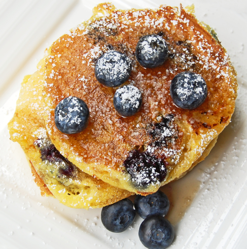 Bon Appétit RSVP Redux September – Blueberry cornmeal ...