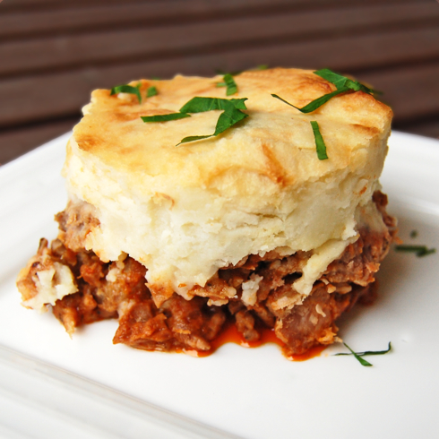 Hachis parmentier for French Fridays with Dorie on eatlivetravelwrite.com
