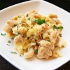 Jamie Oliver mac and cheese with cauliflower on eatlivetravelwrite.com