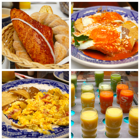 Mexico city some good eats eat live travel write for La casa de los azulejos restaurante