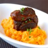 Dorie Greenspan beef short ribs braised in red wine and port on eatlivetravelwrite.com