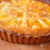 Dorie Greenspan orange almond tart on eatlivetravelwrite.com