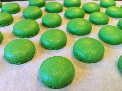 How to make macarons - some tips and tricks   eat. live. travel ...