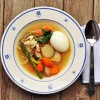 Dorie Greenspan warm weather pot au feu