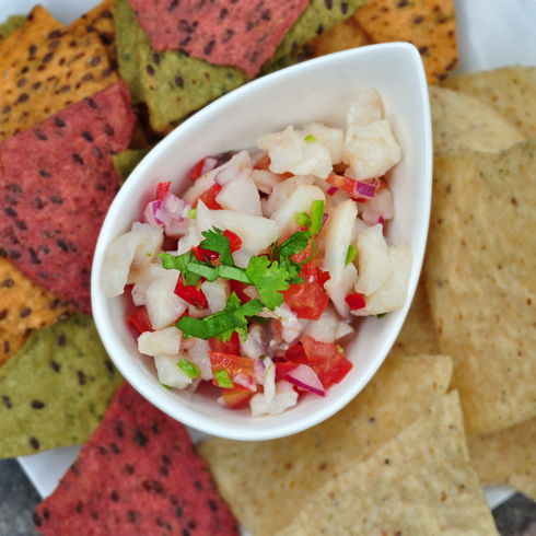 Inspired by Fun Baja Ceviche