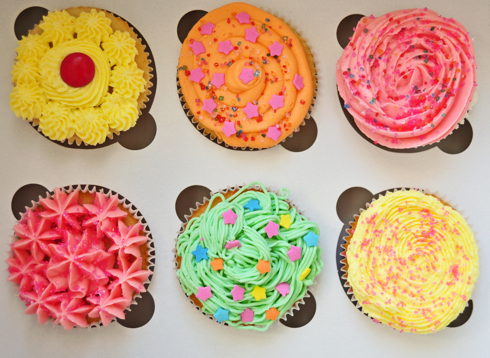 Introduction To Cupcake Decorating At Le Dolci Toronto Eat Live