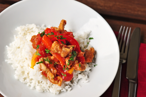 sweet chili chicken recipe