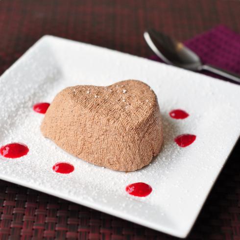 Chocolate coeur a la creme on eatlivetravelwrite.com
