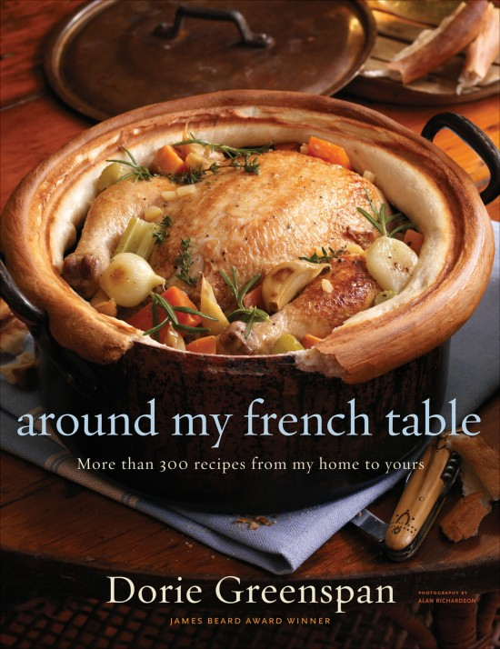 Around my French Table cover on eatlivetravelwrite.com