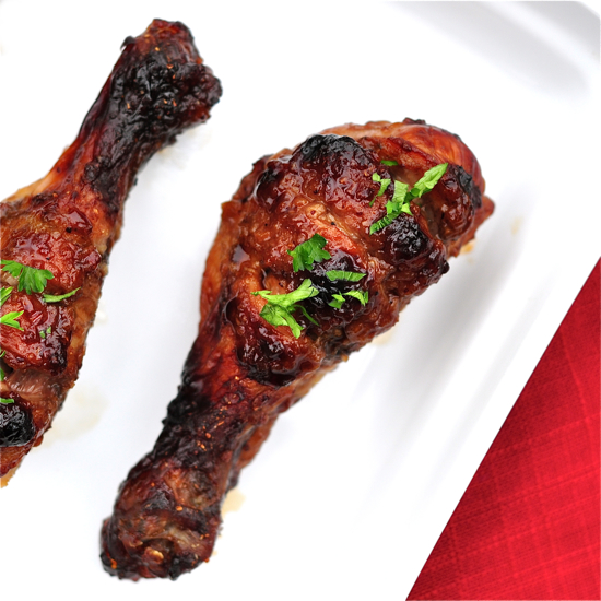 Devilled Drumsticks For The Gojee Virtual Pot Luck Eat Live Travel Write