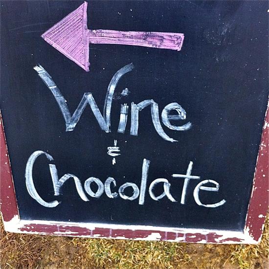 Days of Wine and Chocolate in Niagara on the Lake