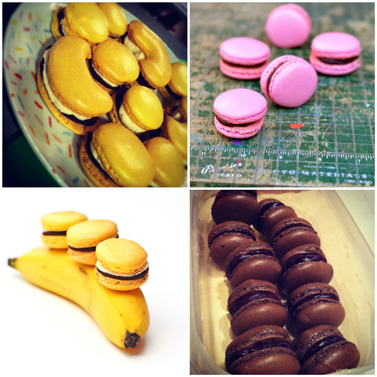 Why Do My Macarons Have Hollow Shells A Work In Progress Eat Live Travel Write