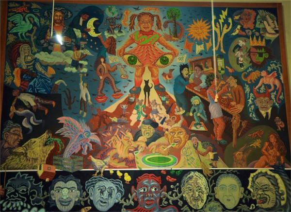 Good eats in puebla mexico on the gastronomic route for El mural de los poblanos