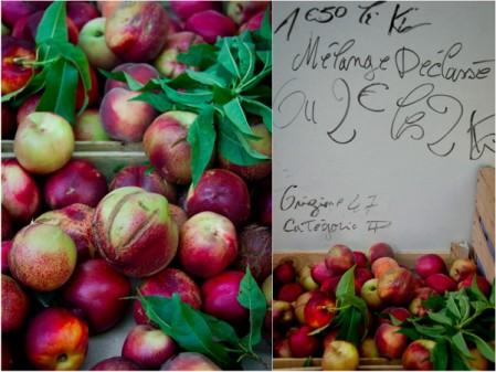 Melange declasse at the Nerac market on eatlivetravelwrite.com