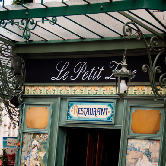 Flavors of Paris food walk Le Petit Zinc