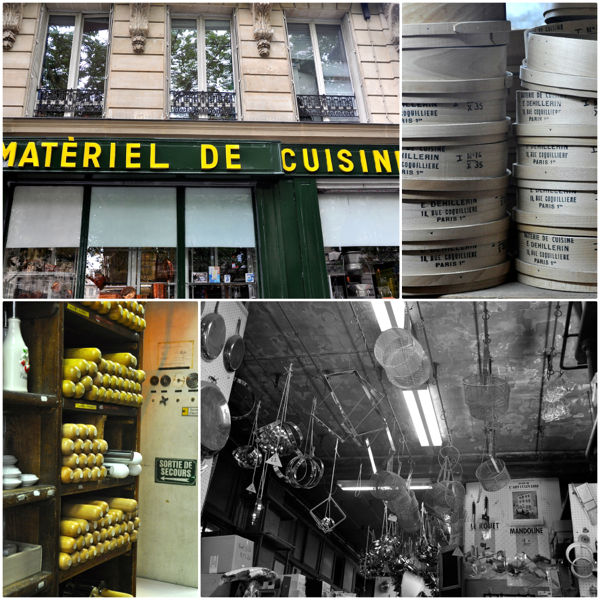 travel tuesday bellies on foot with la cuisine paris ForMateriel De Cuisine Paris