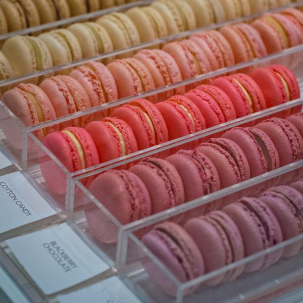 Nadege macarons on eatlivetravelwrite.com