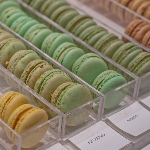 macarons by Nadege on eatlivetravelwrite.com
