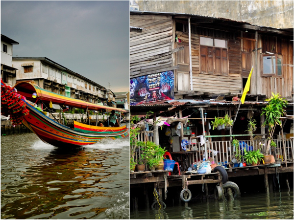 River trip to Amita Thai