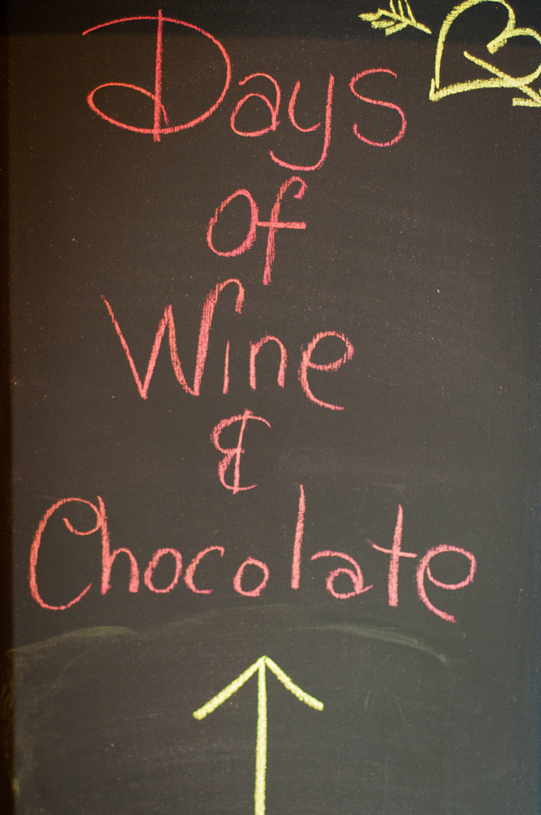 Wineries of Niagara on the lake Days of Wine and Chocolate