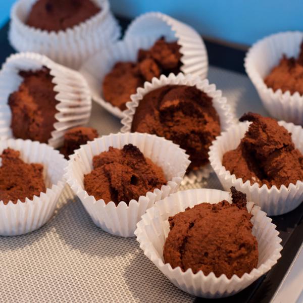 gluten free cupcake fail