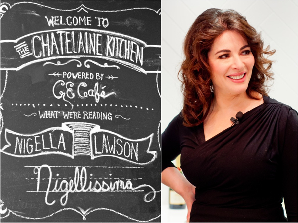 NIgella in the Chatelaine Kitchens Toronto