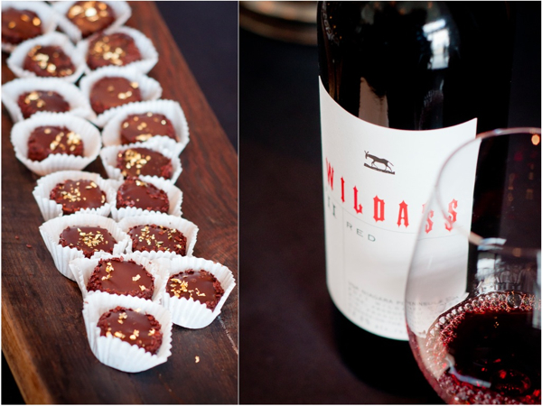 Stratus Vineyards 2011 Wildass Red Double Fudge Cherry Cake