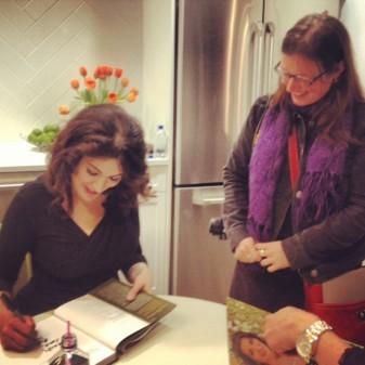 Mardi Michels Nigella Lawson Chatelaine Kitchens Toronto