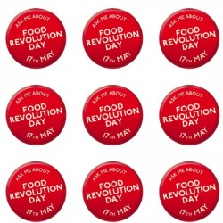 Ask me about Food Revolution Day foodrevolutionday.com