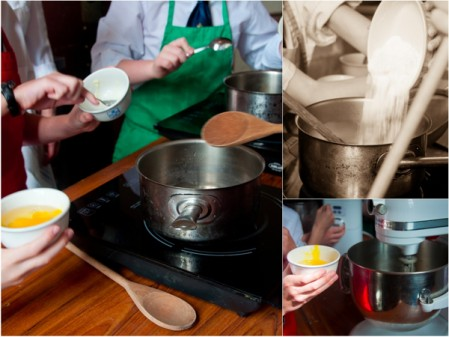 Baking with kids choux pastry by eat. live. travel. write.