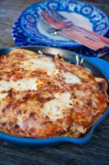 Pati Jinich Pati's Mexican Table Aztec Chicken Casserole