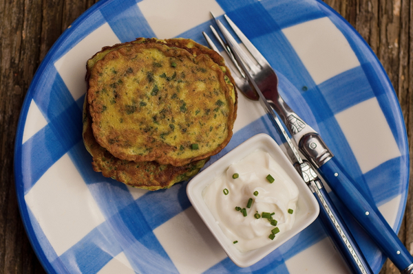Dorie Greenspan Swiss Chard pancakes French Fridays with Dorie Around my French Table by eatlivetravelwrite.com