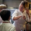 Chef Suzanne Baby at The Gallery Grill Hart House Toronto by eat. live. travel. write.