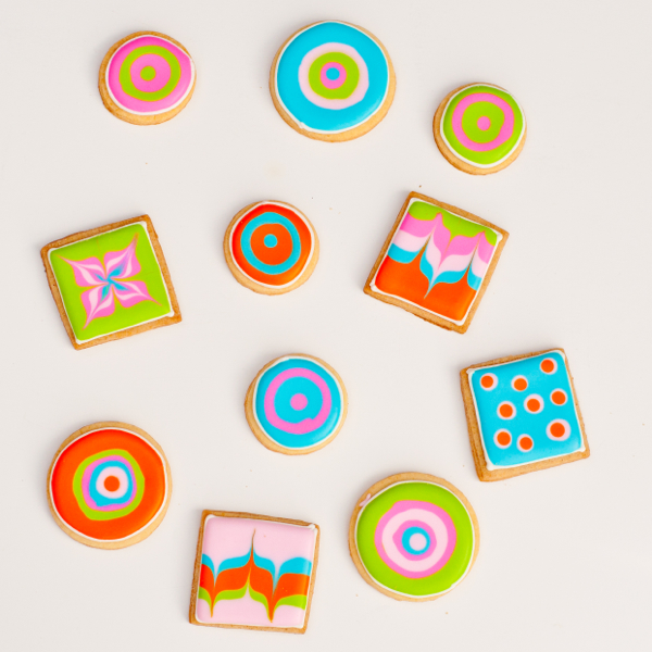 Adell Shneer's Art to Eat Cookies