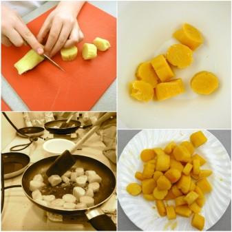 Kids frying tamales by eatlivetravelwrite.com