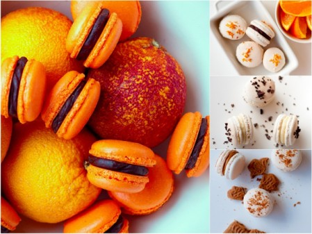 making macarons using the ICE Culinary Kathryn Gordon Method at home