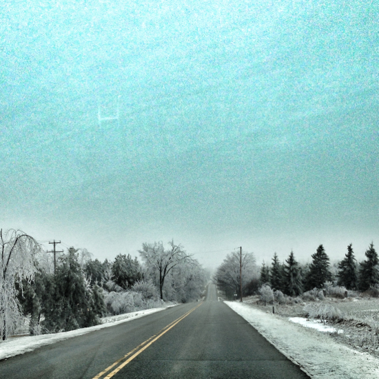 On the road to Hockley Valley #FBC2013 by eatlivetravelwrite.com