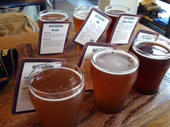 Beer Sampling Urban Adventures