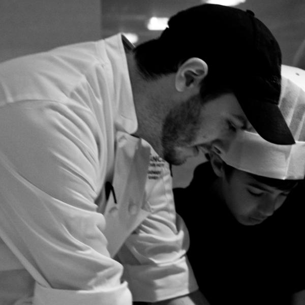 Chef Dave Arseneau at The Renaissance Downtown Hotel Toronto Mardi MIchels eatlivetravelwrite.com