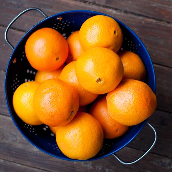 Oranges in a bowl Mardi Michels eatlivetravelwrite.com