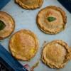 Brioche pockets baking with Julia Tuesdays with Dorie by Mardi Michels eatlivetravelwrite.com