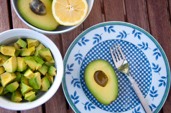Anne Le Blanc´s Pistachio Avocado from Around my French Table by Dorie Greenspan Mardi Michels eatlivetravelwrite.com