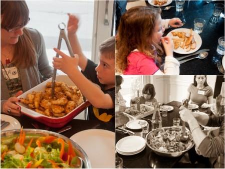 Food Revolution Day 2013 at the Kitchen Studio Toronto