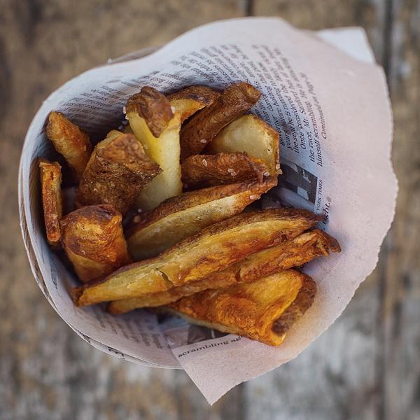 Homemade oven baked potato wedges by eatlivetravelwrite.com