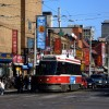 Streetcar in Toronto Urban Adventures